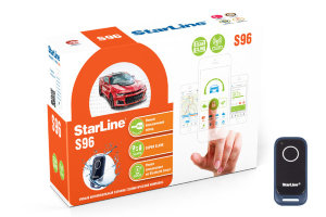 Автосигнализация S96 BT StarLine (2CAN-2LIN GSM Bluetooth4.2 Hands-Free)